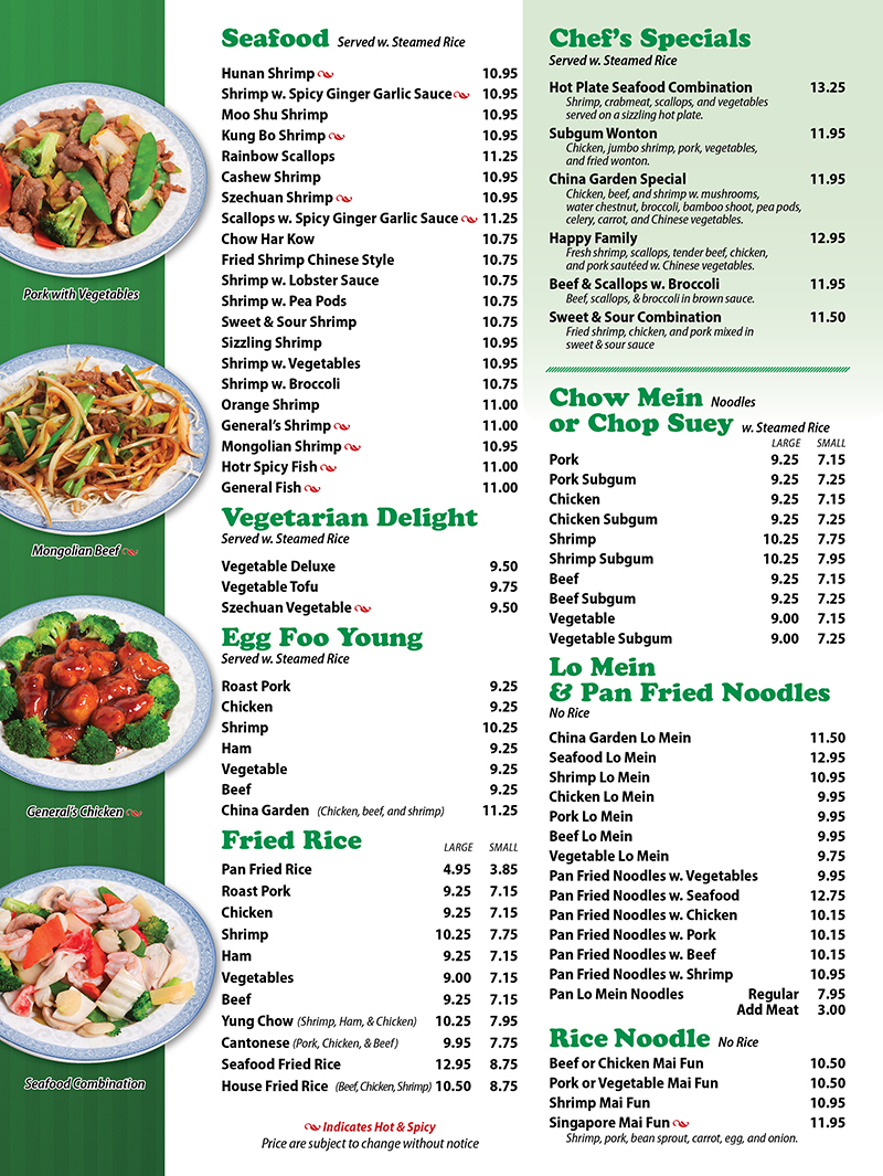 China garden tompatos pizza angola in 46703 for African cuisine menu